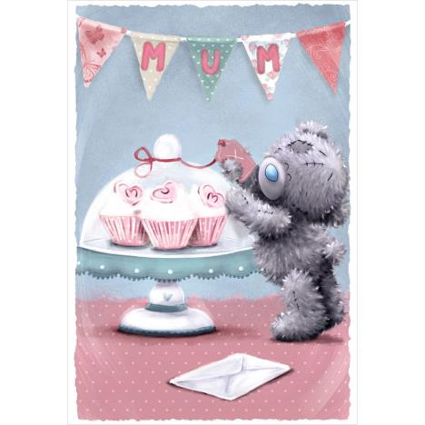 Mum Cupcakes Me to You Bear Mothers Day Card  £2.49