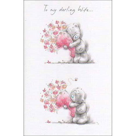 Wife Me to You Bear Mothers Day Card  £2.40