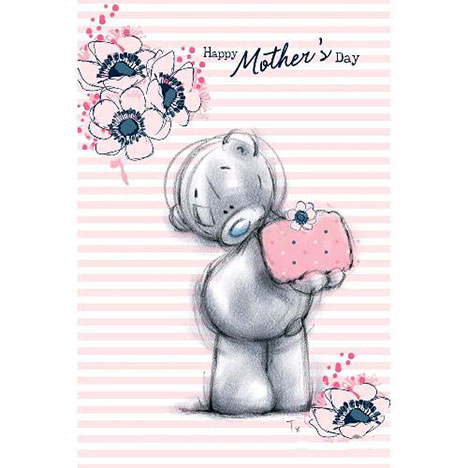 Happy Mothers Day Sketchbook Me to You Bear Card  £2.40