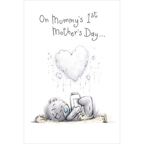 Mummys 1st Mothers Day Me to You Bear Card  £2.49