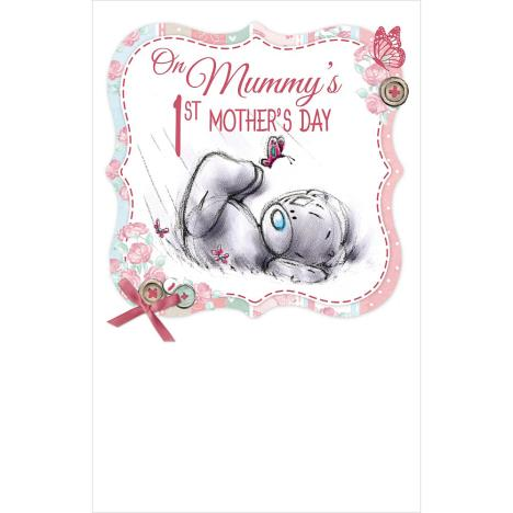 Mummys 1st Mothers Day Me to You Bear Mothers Day Card  £2.49