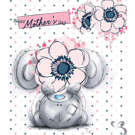 Happy Mothers Day Sketchbook Me to You Bear Card  £1.80