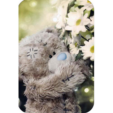 Garden Daisies Mothers Day Me to You Bear Card  £2.40