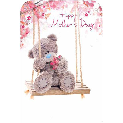 Happy Mothers Day Photo Finish Me to You Bear Card  £2.40