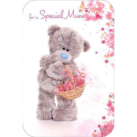 Special Mum Photo Finish Me to You Bear Mothers Day Card  £2.40