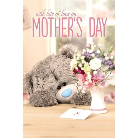 Lots Of Love Photo Finish Me to You Bear Mothers Day Card  £2.49