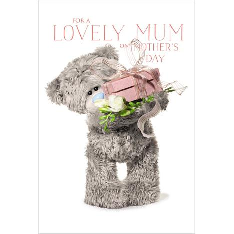 3D Holographic Lovely Mum Me to You Mothers Day Card  £3.79