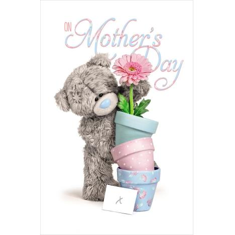 3D Holographic On Mothers Day Me to You Bear Mothers Day Card  £3.79