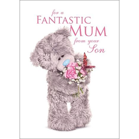 3D Holographic Mum From Son Mothers Day Me to You Card  £2.49