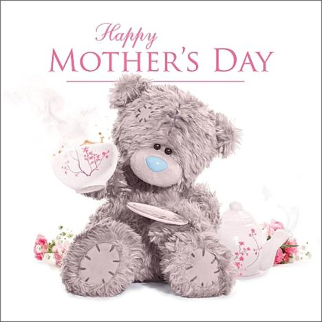 3D Holographic Happy Mothers Day Me to You Bear Card  £2.99