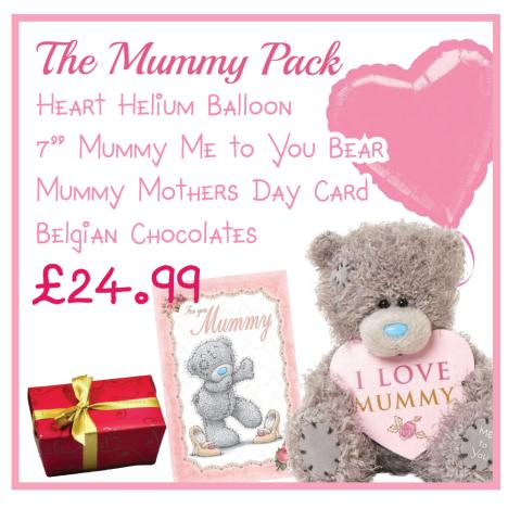 Mummy Mothers Day Pack   £24.99
