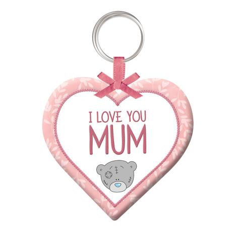 Mum Plush Heart Me to You Bear Keyring  £3.99