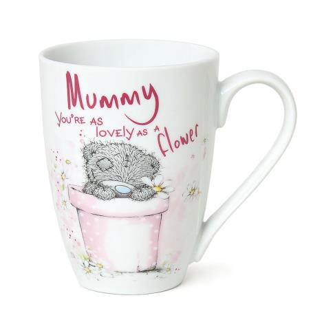 Mummy As Lovely As A Flower Me to You Bear Mug  £5.99