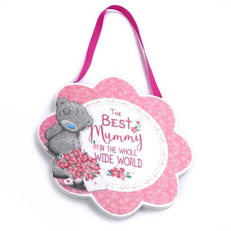 Best Mummy In The World Me to You Bear Plaque  £3.99