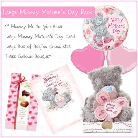 Large Mummy Mothers Day Pack   £39.99
