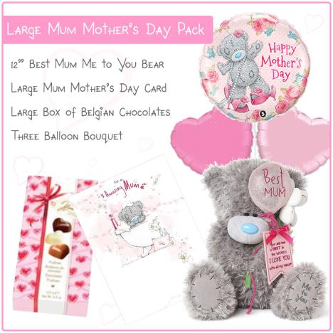 Large Mum Mothers Day Pack   £59.99