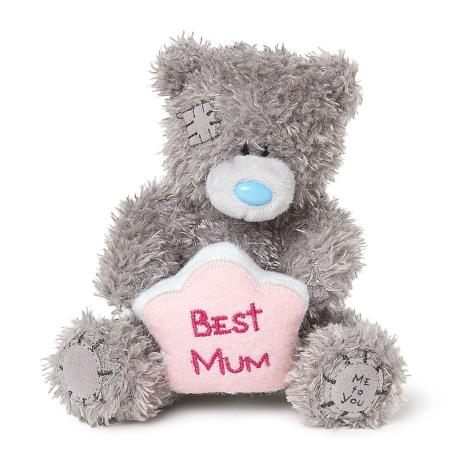 "4"" Best Mum Heart Me to You Bear  £5.99"