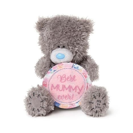 "4"" Best Mummy Ever Medal Me to You Bear  £5.99"