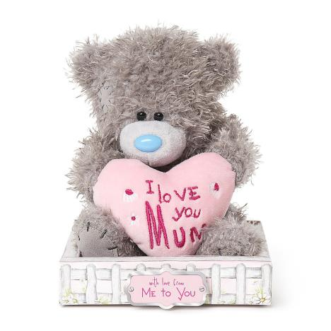 "7"" Love You Mum Padded Heart Me to You Bear  £9.99"