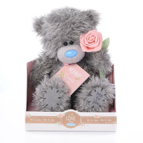 "9"" Mummy Love You Book Me to You Bear  £19.00"