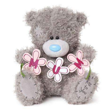 "10"" Mum Flower Banner Me To You Bear  £19.99"