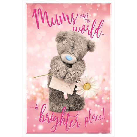 Mums Make The World Brighter Me to You Bear Mother