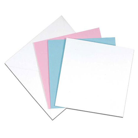 "6 x 6"" Me to You Bear Card, Envelopes & Inserts   £1.00"