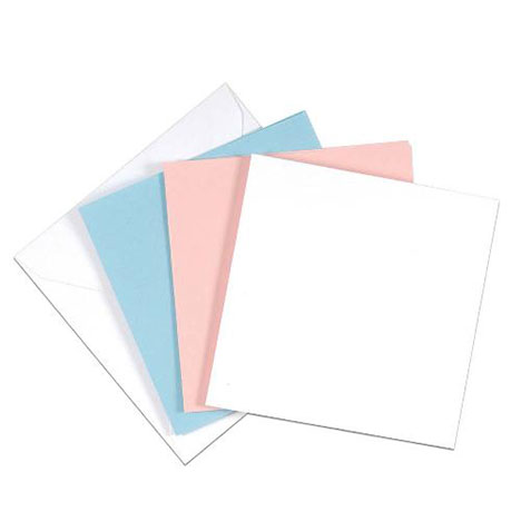Square Me to You Bear Card, Envelopes & Inserts   £1.00