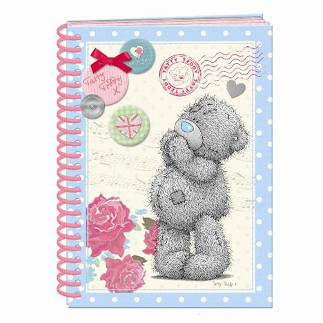 A5 Me to You Bear Spiral Bound Notebook  £4.99