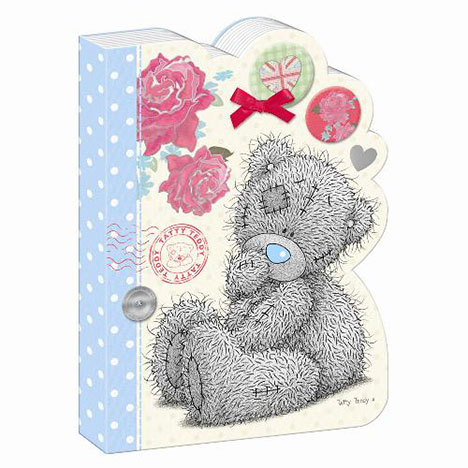 Me to You Bear Die Cut Notepad  £3.99