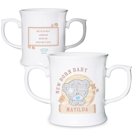 Personalised Tiny Tatty Teddy Double Handled Loving Mug  £13.99