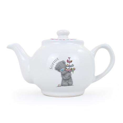 Personalised Me To You Bear Cupcake Teapot  £19.99