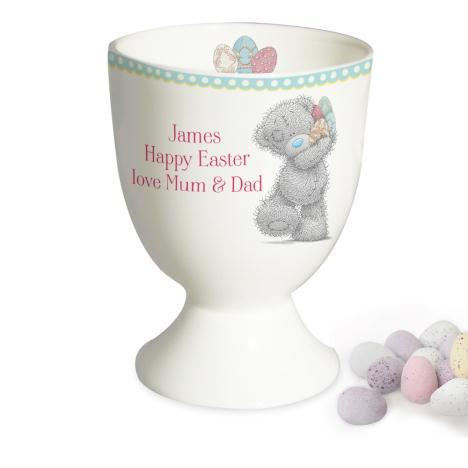 Personalised Me to You Bear Easter Egg Cup  £8.99