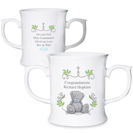 Personalised Me To You Bear Double Handled Mug  £13.99
