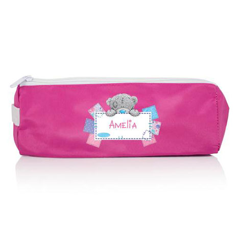 Personalised Me to You Bear Pink Pencil Case  £9.99