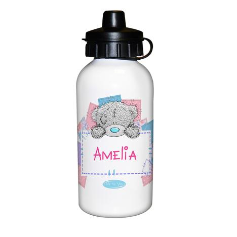 Personalised Me To You Bear Aluminium Drinks Bottle  £14.99