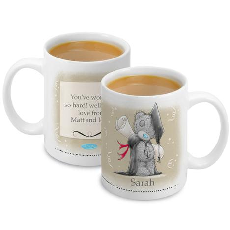 Personalised Me to You Bear Graduation Mug   £10.99