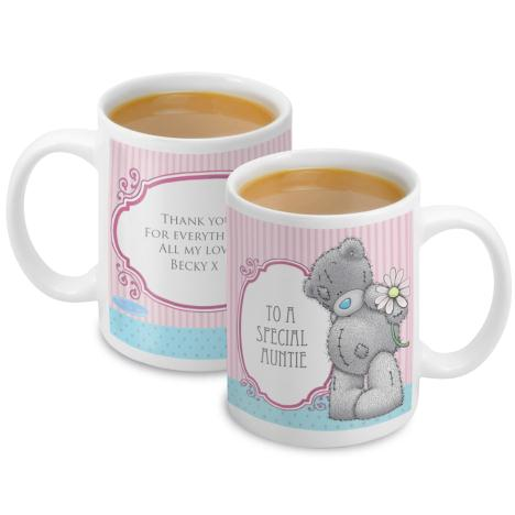 Personalised Me To You Bear Daisy Mug  £10.99