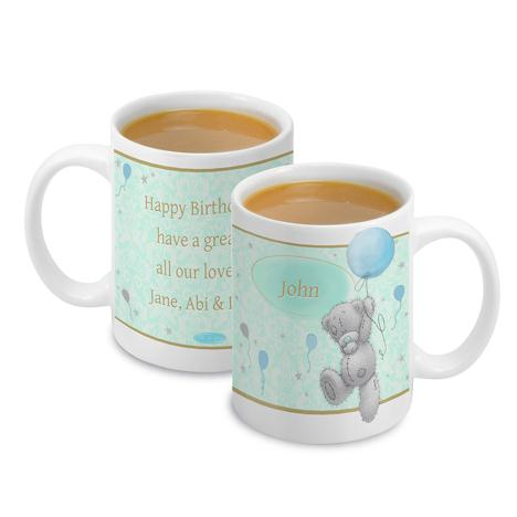 Personalised Me to You Birthday Balloon Mug  £10.99