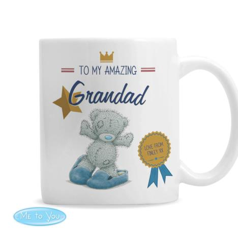 Personalised Me to You Bear Slippers Mug  £10.99