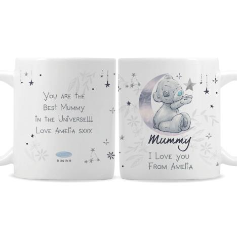 Personalised Moon & Stars Me to You Mug  £10.99