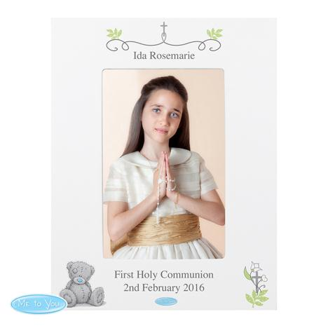 "Personalised Me To You Natures Blessing 6 x 4"" Photo Frame  £19.99"