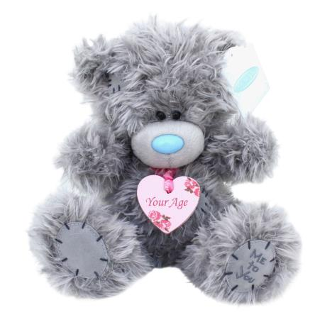"9"" Personalised Number Pendant Me to You Bear  £19.99"