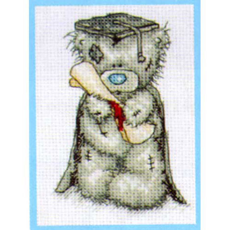 Graduation Me to You Bear Small Cross Stitch Kit   £9.99