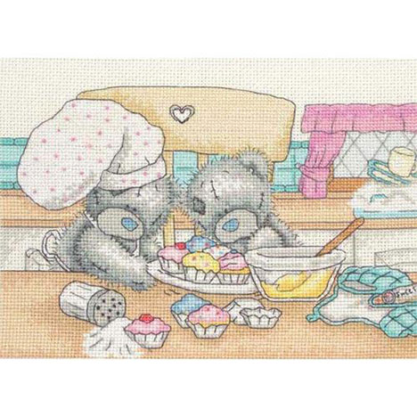Baking Me To You Bear Cross Stitch Kit  £28.99