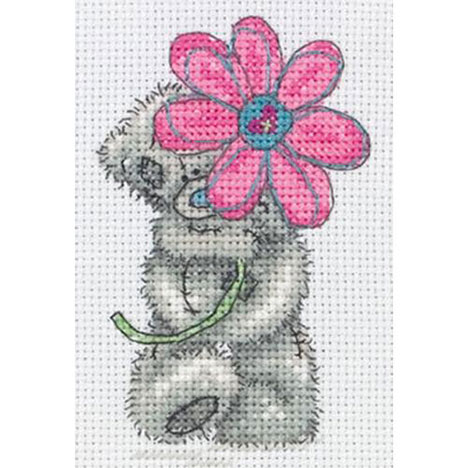 Daisy For You Me to You Bear Cross Stitch Kit   £9.99