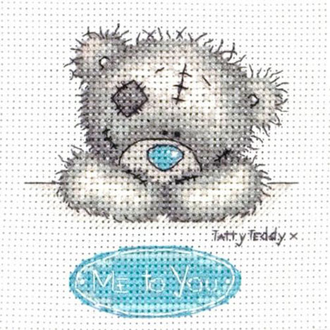 Me to You Me to You Bear Cross Stitch Kit   £9.99