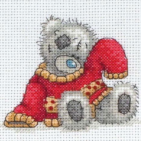 My Red Jumper Me to You Bear Cross Stitch Kit    £11.99