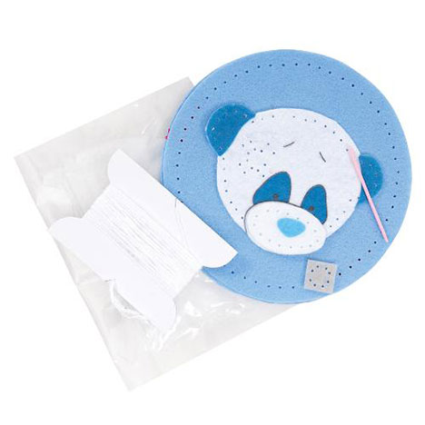 My Blue Nose Friends Binky the Panda Felt Purse Kit  £4.95