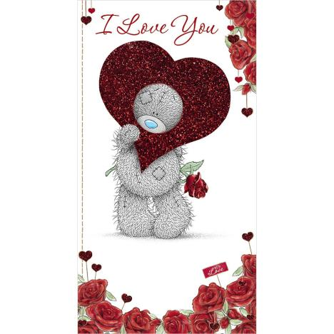 I Love You Me to You Bear Valentines Day Card  £2.19